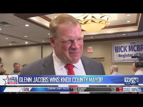 Glenn Jacobs wins Knox County mayor