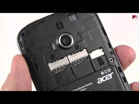 Acer Liquid E2 Duo im Test