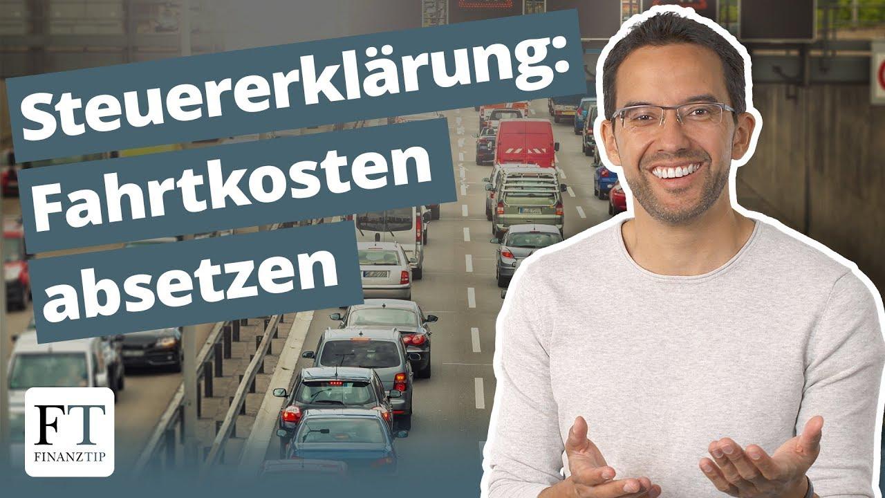Fahrtkosten absetzen verstehen! Steuererklärung für jeden ...