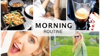 MORNING ROUTINE IN SCOTLAND · DearDiaryBlog