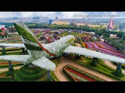 Dubai Miracle Garden #2021!