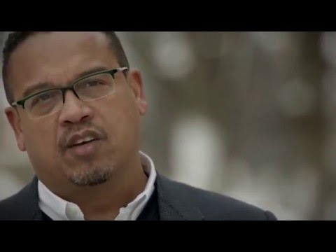 Congressman Keith Ellison on Why He Endorses Bernie Sanders
