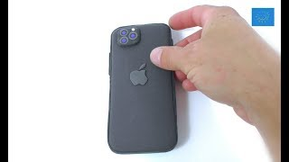 iPhone 11Pro |  DIY  iPhone 11 Pro | Сделать из пластилина lPhone своими руками