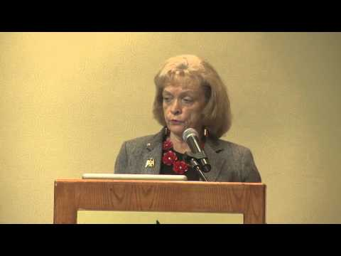 UEF 2015 Convention Gayle Ruzicka on Anti Discrimination Bill
