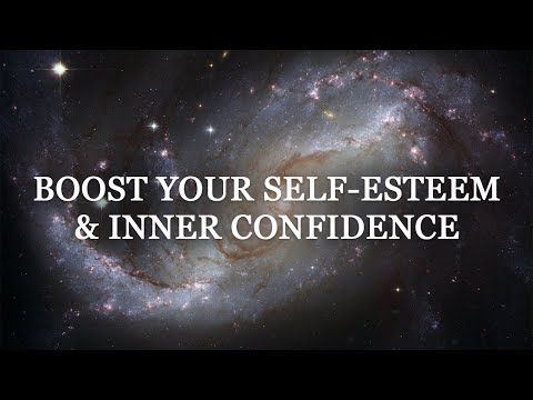 Guided Meditation To Boost Confidence, Belief And Self-Esteem