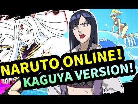 [NARUTO ONLINE]KAGUYA VERSION1.0  LAST MOD