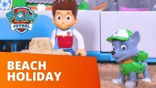 PAW Patrol | Beach | Toy Episode