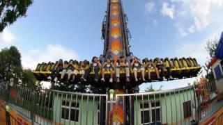 Luna Park fun, China