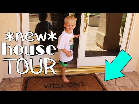 Family Fun Pack NEW HOUSE TOUR!!