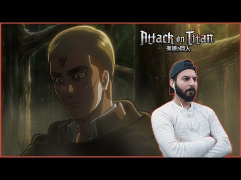 Attack on Titan REACTION! Episode 20 - Erwin Smith: The 57th Expedition Beyond the Walls, Part 4