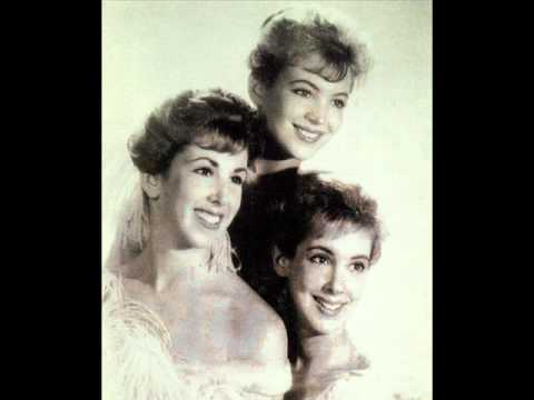 BE MY BOY ~ The Paris Sisters (1961)