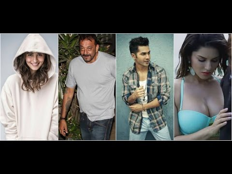 Alia Wont Sign Sanjay Dutt's Film 'Bhoomi' | Varun Is A Sunny Leone Fan