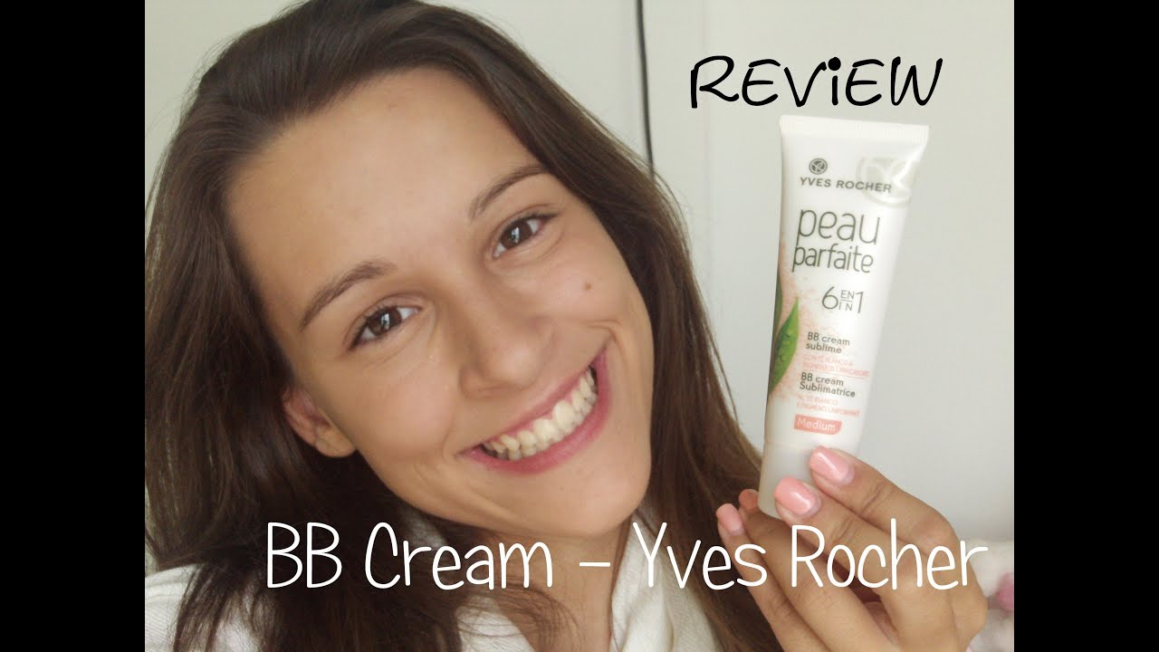 review bb cream yves rocher por adriana ilda youtube. Black Bedroom Furniture Sets. Home Design Ideas