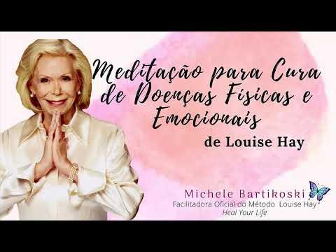 Meditação para Cura de Doenças de Louise Hay