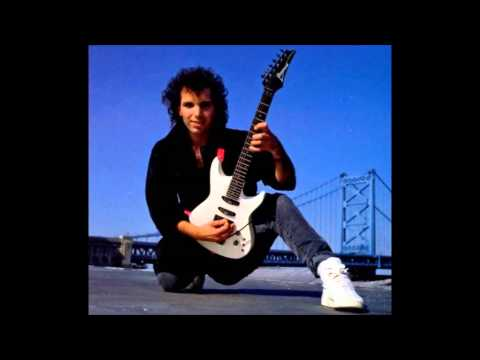 Joe Satriani Surfing with the alien backing track