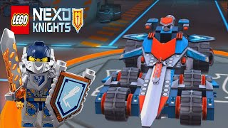 LEGO NEXO KNIGHTS: MERLOK 2.0 - All Nexo Vehicles Unlocked