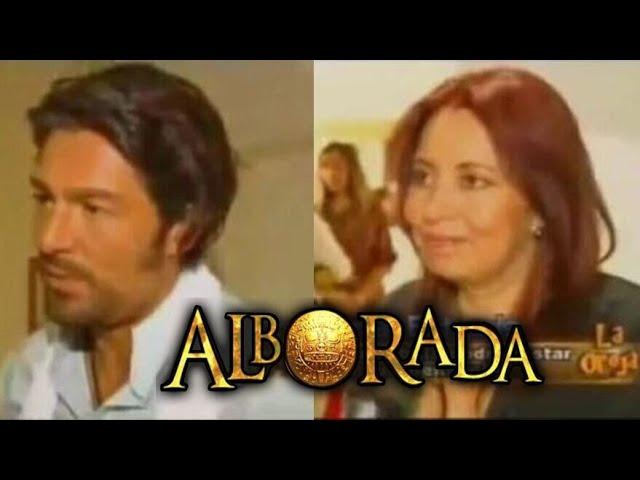 Carla Estrada hace casting para ALBORADA , Fernando Colunga es el único actor que ya está confirmado
