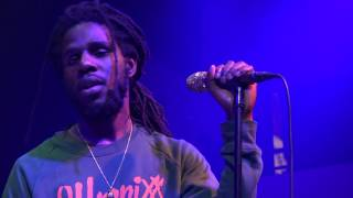 Chronixx and the Zinc Fence Redemption 'Skanking Sweet' Mateel Comm Center Mar 24 2017