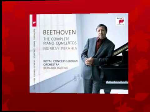 Beethoven - Piano Concerto No.2 in Bb, Op.19 (Complete)