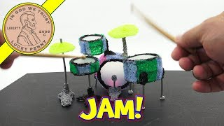 3Doodler Create+ Decorate & Jam! 3D Pen Drum Set