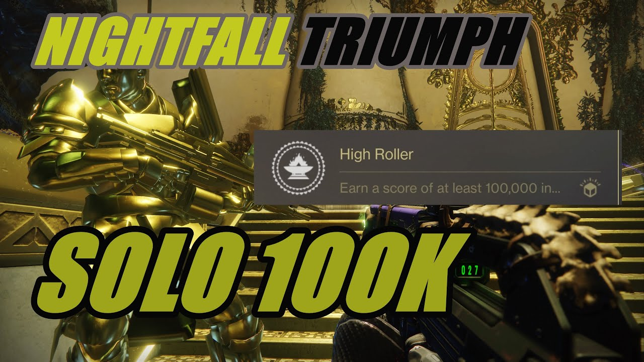 Nightfall 100k Guide