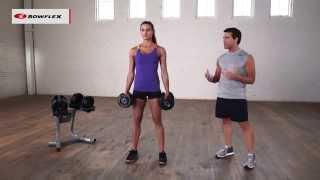 Bowflex® Dumbbell Workout