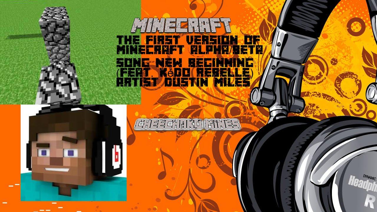 Minecraft music video