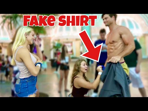 The Connor Murphy Fake Shirt Trick 2: Las Vegas