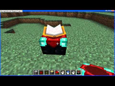 Minecraft comment faire une table d 39 enchantement fr youtube - Comment faire une table dans minecraft ...