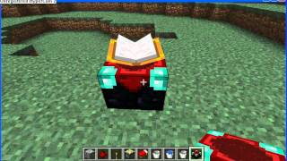 comment construire table d'enchantement minecraft