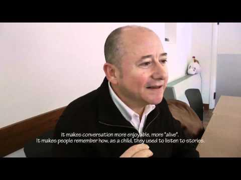 Sheherazade project: Interview of Carles García Domingo (Spain)