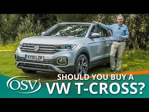 Should you buy a Volkswagen T-Cross?