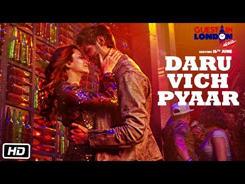 Thumbnail: Daru Vich Pyaar Video Song | Guest iin London | Raghav Sachar | Kartik Aaryan & Kriti Kharbanda