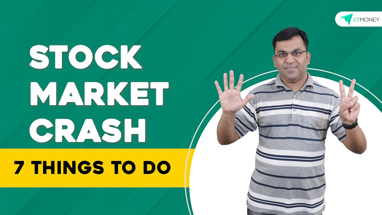 Download What to do when Stock Market Crash | 7 ways to prepare | Learn With ETMONEY