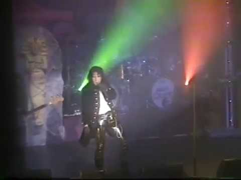Alice Cooper The Rock And Roll Carnival Show  1999