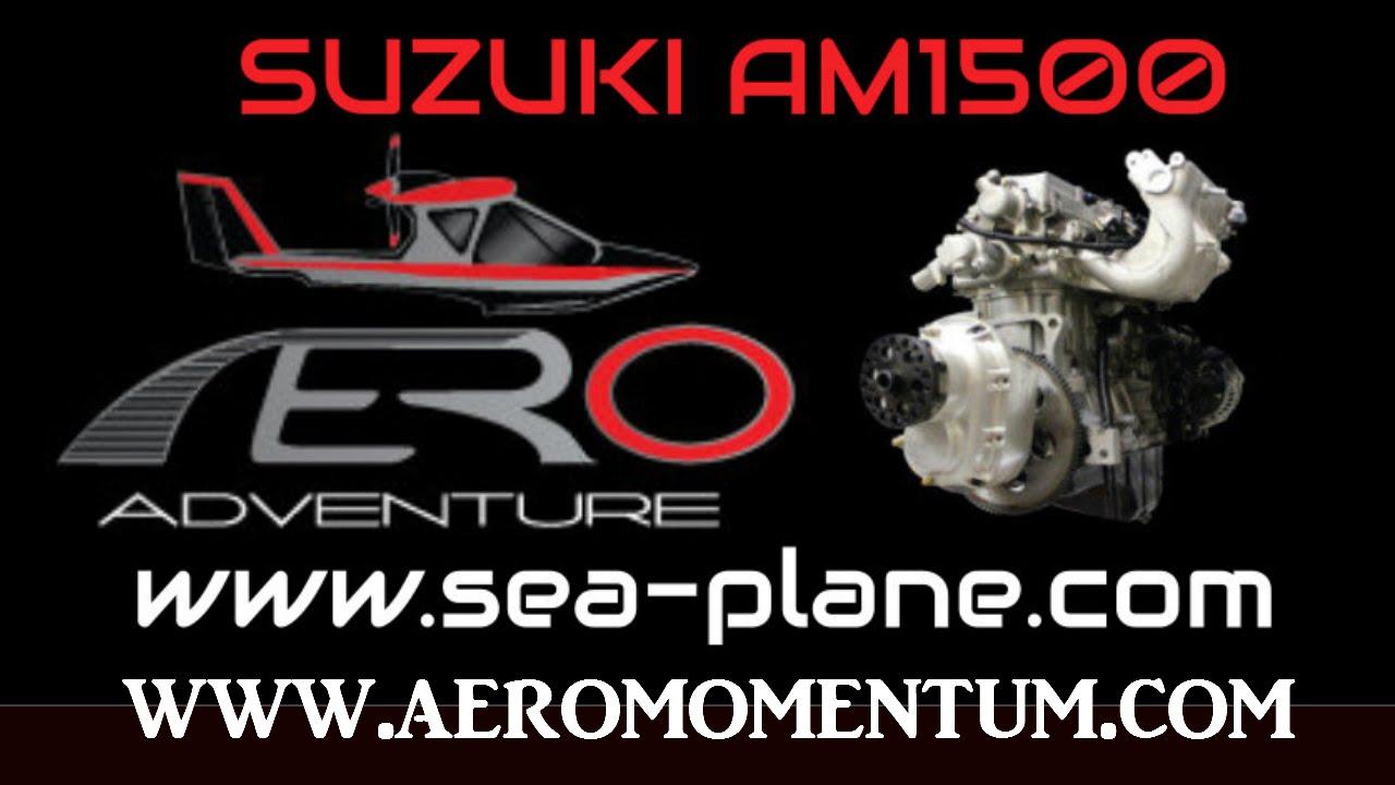 Aeromomentum Suzuki Aircraft Engine
