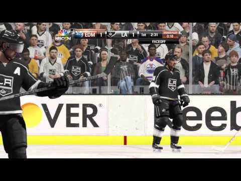 "NHL® 15 (EDM vs. LA) Jonathan ""Lightning"" Quick"