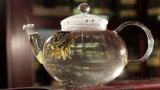 Гвоздичное Пламя зеленый чай