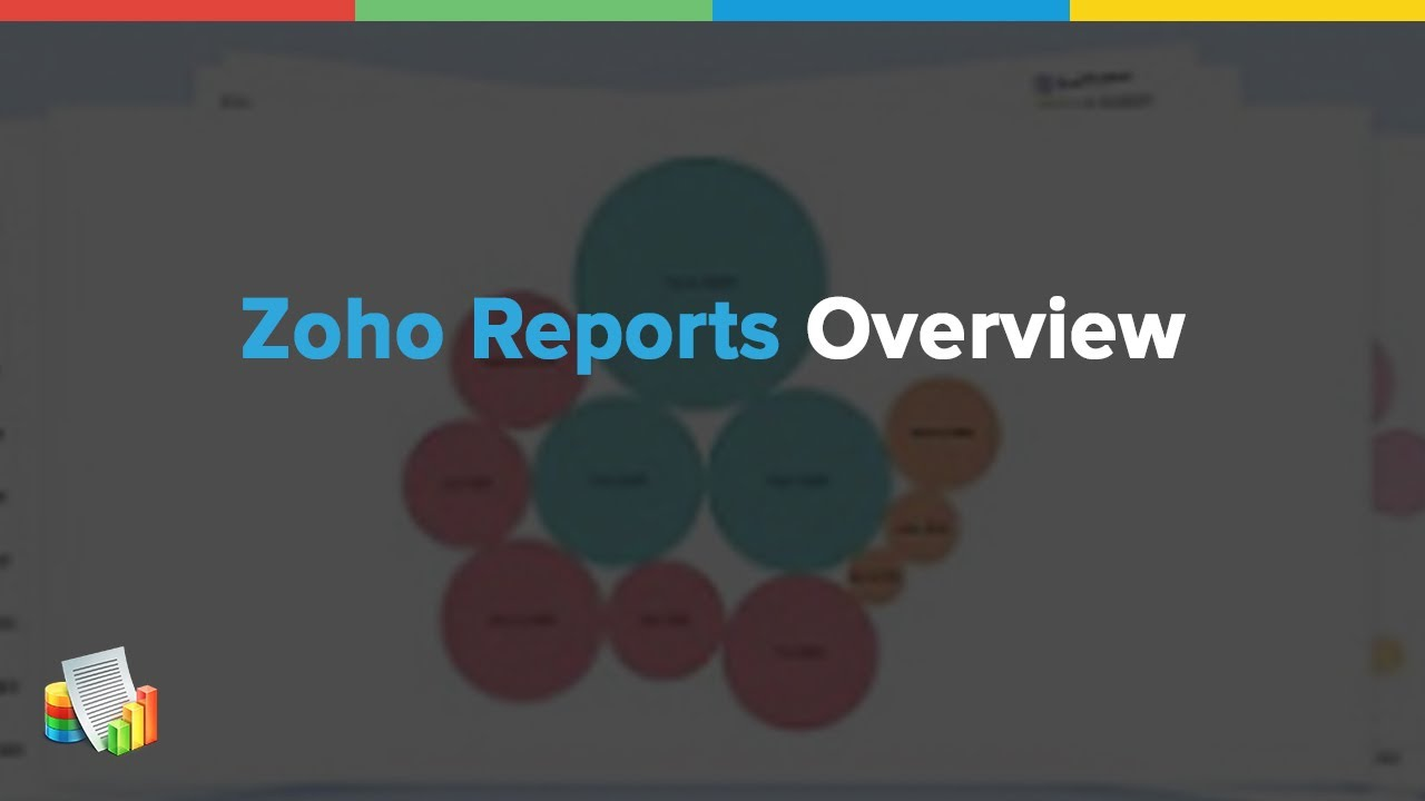 Online Reporting and Business Intelligence Service: Zoho