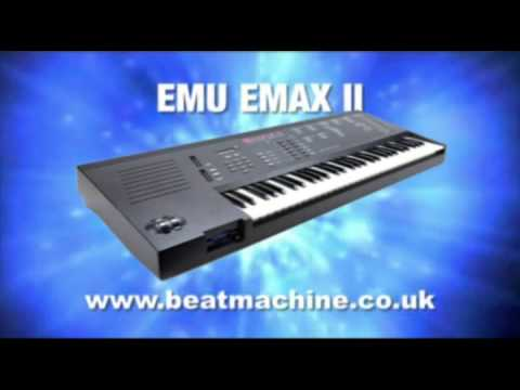 emu emax ii drum sample pack youtube. Black Bedroom Furniture Sets. Home Design Ideas
