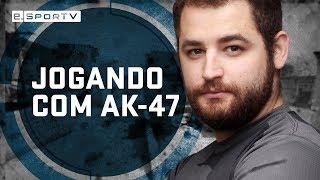 FALLEN ENSINA A JOGAR O FINO DA AK47 | Dicas do Fallen | Estreia