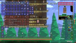Sign Plays :: Modded Terraria Episode 8 :: And Yet More Brains
