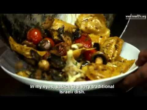 ISRAEL Is COOKING: Making Sabich