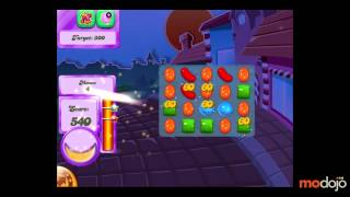 Candy Crush Saga (iPhone/iPad) Dreamworld Update: Level 2