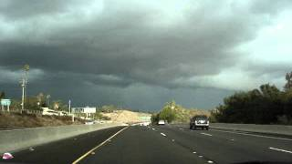 Severe Storm (Possible Tornado) (Escondido, CA)