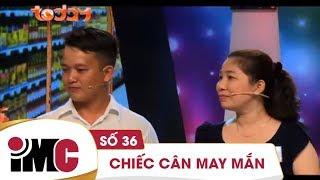 Gameshow Chiếc Cân May Mắn Số 36 - MC Đại Nghĩa, Quốc Dũng