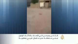 موجة نزوح للسنة ببلدة خان بني سعد في ديالى