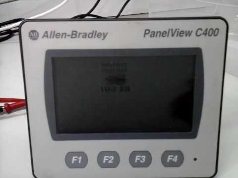 CO16080036 ALLEN BRADLEY Tipo:2711C-T4T