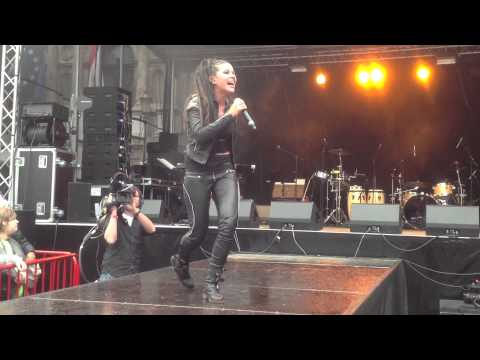 Ruslana - Shalala (live at the 2013 Antwerp Pride/World Outgames)