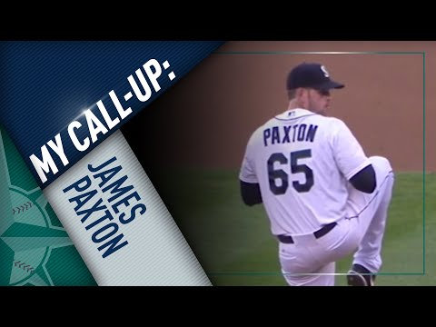 My Call-Up: James Paxton